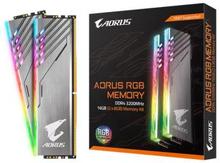 Gigabyte 16GB AORUS RGB Memory 3200MHz (Without Demo Kit)