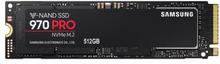 Samsung 970 PRO M.2 NVMe SSD 512GB (2280)