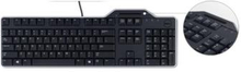 Dell Keyboard KB813 Wired USB Smartcard