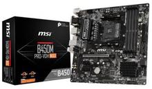 MSI B450M PRO-VDH MAX mATX