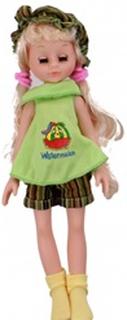 teenage pige Fashion Girl 34 cm piger grøn