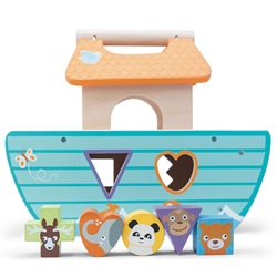 Le Toy Van Puttekasse - Noahs lille ark - wupti.com