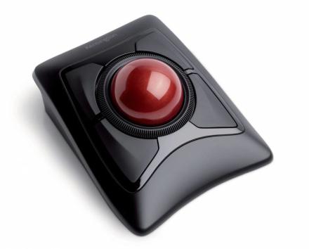 Mus Kensington Trackball Expert trådløs