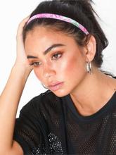 Nike Headband Print 3P Pannband & Armband