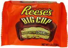 Reese's Big Cup Peanut Butter (USA Import)