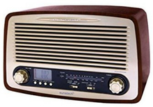 Transistorradio Sunstech RPR4000WD