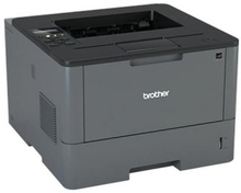 Skrivare Duplex USB/Nät Brother HL-L5100DN (HLL5100DNYY1) 40 ppm 256 MB