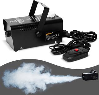 Røykmaskin med fjernkontroll