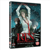 Rin daughters of mnemosyne - hela serien på dvd