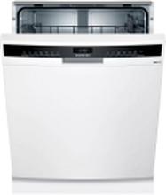 Siemens iQ300 SN43HW33TS - Opvaskemaskine - til indbygning - Wi-Fi - Niche - bredde: 60 cm - dybde: 55 cm - højde: 81.5 cm - hvid