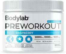 Bodylab Pre Workout (200 g) - Blue Raspberry