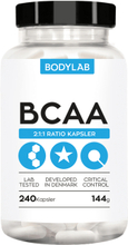 Bodylab BCAA kapselit (240 kpl)