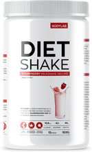 Bodylab Diet Shake (1000 g) - Strawberry Milkshake