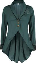 Alice in Wonderland - Den gale hattemakeren -Blazer - mørkegrønn