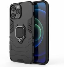 Ring Holder Mobilskal Till Iphone 13 Pro Max - Svart