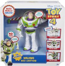 Mattel Toy Story 4, Gående och talande Buzz Lightyear
