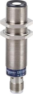 Schneider Electric XXV18B1PAM12 Ultralydssensor XXV18B1PAM12 M18 PNP 1 stk