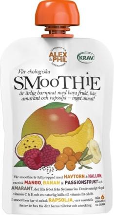 Alex&Phil smoothie med havtorn & mango 100 g