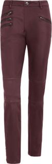 Bukser model Brandy Fra Raffaello Rossi rød
