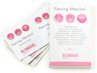 Blomdahl Piercing Aftercare 24 st
