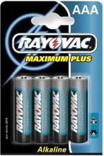Rayovac Maximum Plus Aaa (Lr03) 4st
