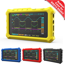 Mini DSO 4 Colors Available Protective Silicone Case Rubber Cover for DS213 DSO213 DS203 DSO203 Oscilloscope (Not Include DSO)