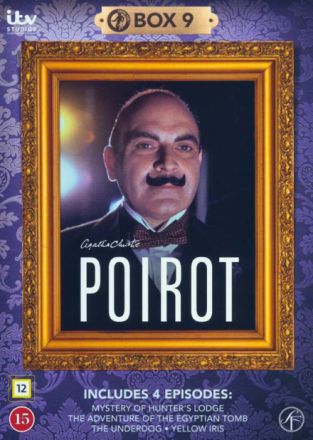 Poirot: Box 9 - DVD