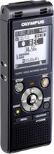 Olympus WS-853 Digital Diktafon Optagetid (max.) 2080 h Sort