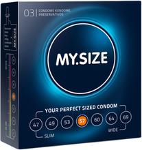 MY.SIZE 57 mm 3pcs