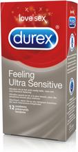 DUREX FEELING ULTRA SENSITIVE 12st