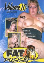 Fat Pussy volume 10- -porrfilm med tjocka tjejer