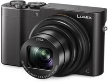 Panasonic Lumix DMC-TZ110 Digitalkamera - Schwarz