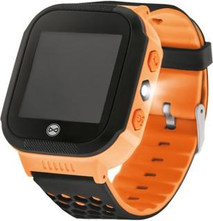 Find Me Mobiltelefon med GPS til barn - KW200 - Orange