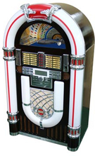 Jukebox Retro 115cm Ny version! (LP/CD/Aux)