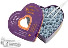 Ett hjärta fullt av Kama Sutra sexspel på svenska