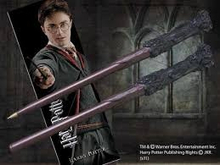 Harry Potter: Wand Pen and Bookmark