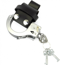 Rimba - Cuff holder with press studs
