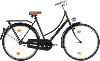 vidaXL Nederlandsk sykkel for dame 28 tommers hjul 57 cm ramme
