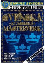 Svenska Klassiska Mästerverk - Porrfilm 10 timmar - storsäljare