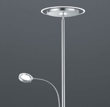 Mångsidig LED-uplight Ackbar – rund