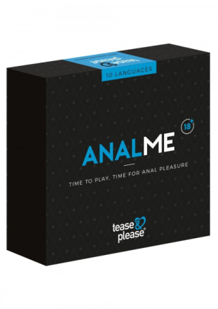 AnalMe in 10 languages - Sexleksaker Outlet