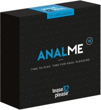 AnalMe in 10 languages