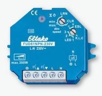 Eltako FUD61 trådløs mottaker - dimmer for Led og Halogen
