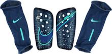 Nike Cr7 Nk Merc Lt Grd Säärisuojat BLUE VOID/SILVER/A