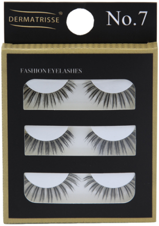 Dermatrisse Eyelashes No7
