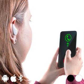 Højre Høretelefon Bluetooth 145844 Hvid