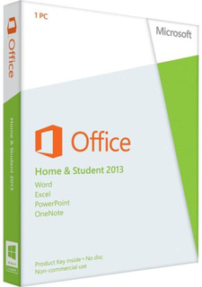 Microsoft Office 2013 Home and Student (Sve/Eng)