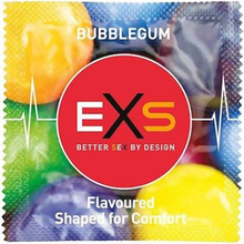 Smaksatta Kondomer (Smak: Bubblegum)