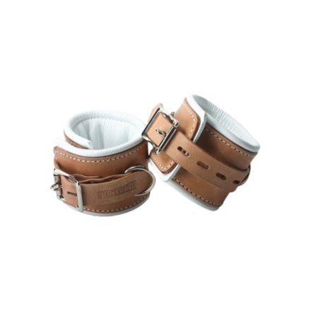 Strict Leather Padded Hospital Style Restraints