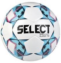 Select Jalkapallo Brillant Super TB V21 - Valkoinen/Sininen